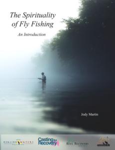 The Spirituality of Fly Fishing book by Jody Martin