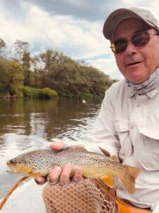 Gary found some fish yesterday.  Bruce Miller photo